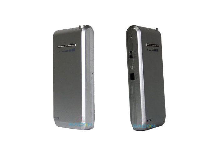 Hidden Mobile Phone GPS Jammer 3 Bands Block GSM900 DCS1800 WiFi 2 Hours Working